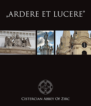 Cistercian Abbey Of Zirc information booklet