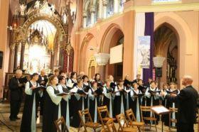 Musica Cisterciensis koncertsorozat második koncertje