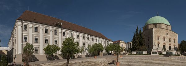 A Ciszterci Rend Nagy Lajos Gimnáziuma és Kollégiuma megújul