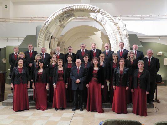 Pécsi Kamarakórus koncertje