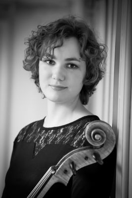 Reiter Anna csellóművész advent első szombatján