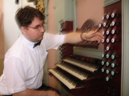 Húsvétvasárnapi orgonakoncert