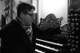 Kapitány Dénes orgonaművész koncertje