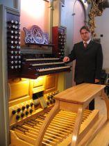 Kapitány Dénes ünnepi orgonahangversenye