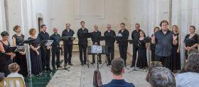 Orlando Énekegyüttes adventi koncertje
