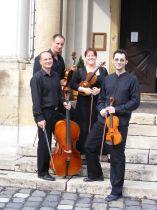 Veszprém Vonósnégyes koncertje