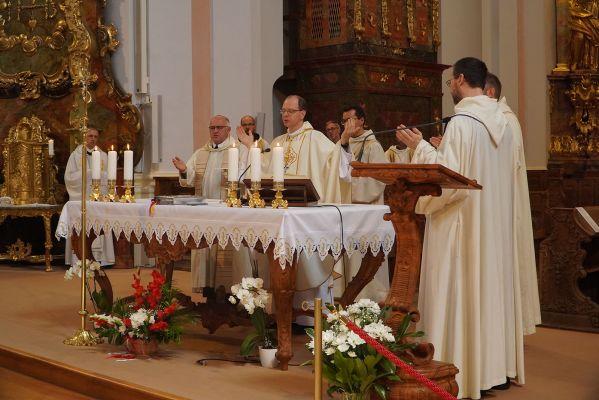 Szent Bernát-nap Zircen